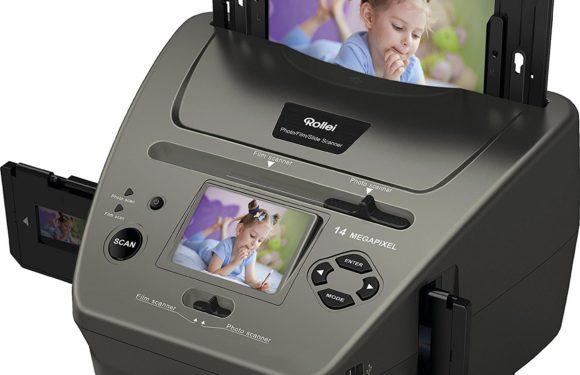 Rollei PDF-S 340 : Test / avis de ce scanner de diapositives haut de gamme